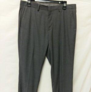 Calvin Klein men's dress pants grey 33x32